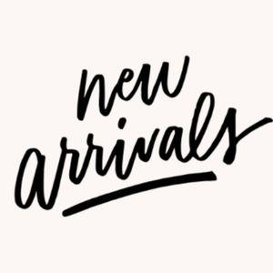 New Arrivals Follow this Listing!